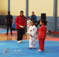 DESTACAN PANINDICUARENSES EN TAE KWON DO